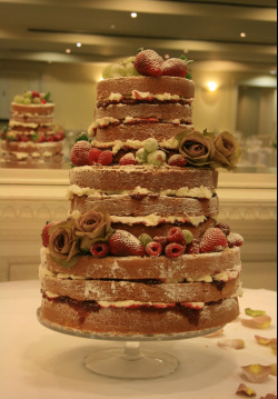 Chocolate Wedding Cake Kent
