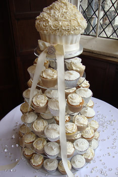 Wedding Cupcakes in Essex
